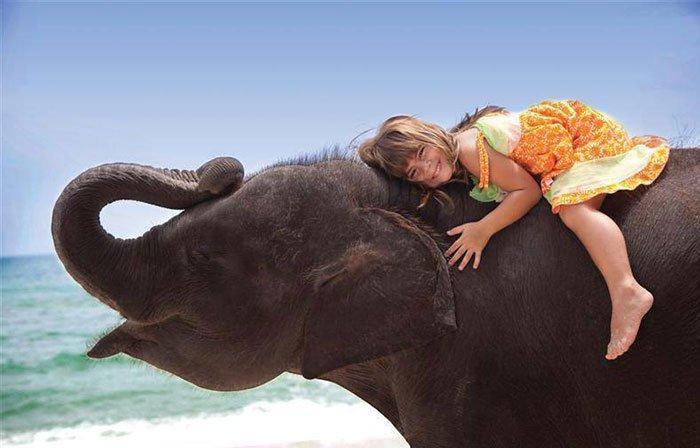 Отдых с детьми, Тайланд