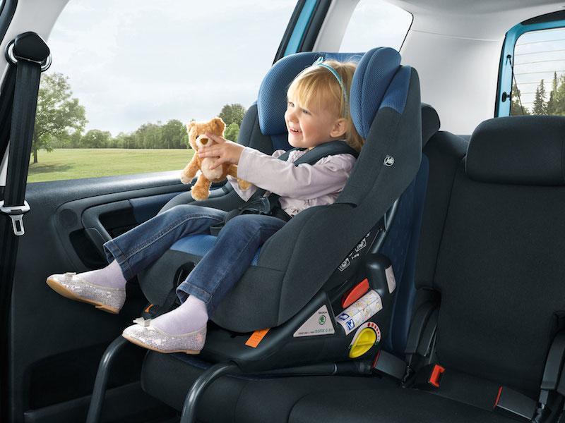 Автомобильные кресла для детей