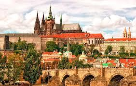 Детские каникулы в Чехии