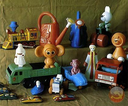 Какие игрушки нужны малышам