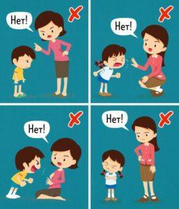 """Стоп-слова в общении с детьми и как и когда правильно говорить ребенку слово """"нельзя""""."""