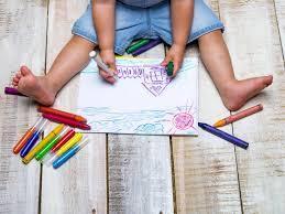 Зачем ребенку рисовать - что развивает рисование