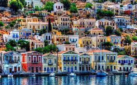 Знакомство ребенка с Грецией
