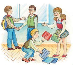 Как научить ребенка вежливости