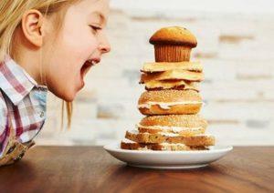 Расстройство пищевого поведения у детей