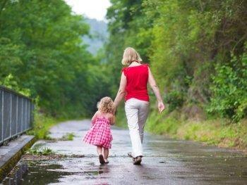 Неделя нескучных прогулок с ребёнком