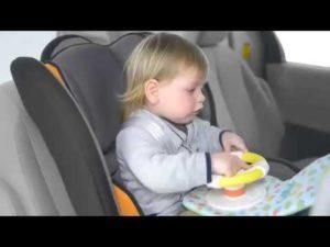 Как правильно путешествовать с ребенком в машине?