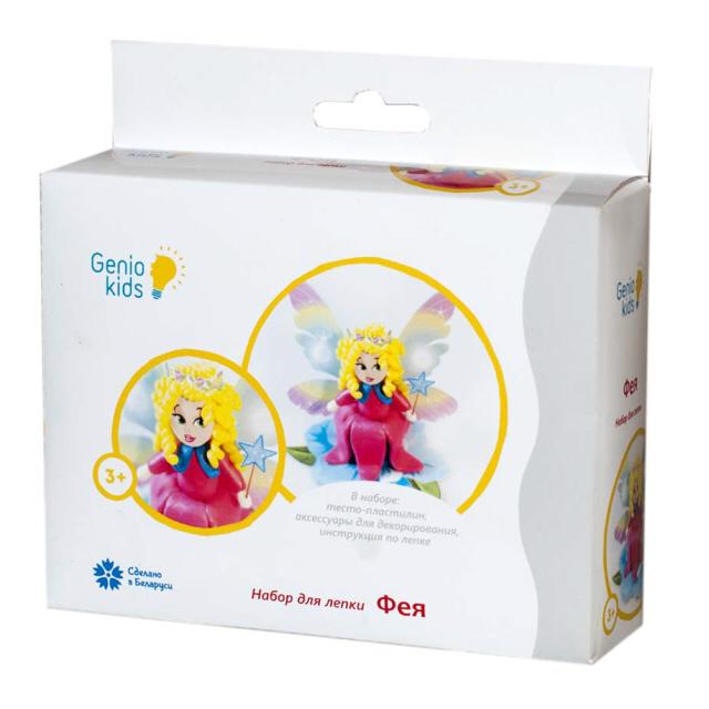 набор для детской лепки Фея