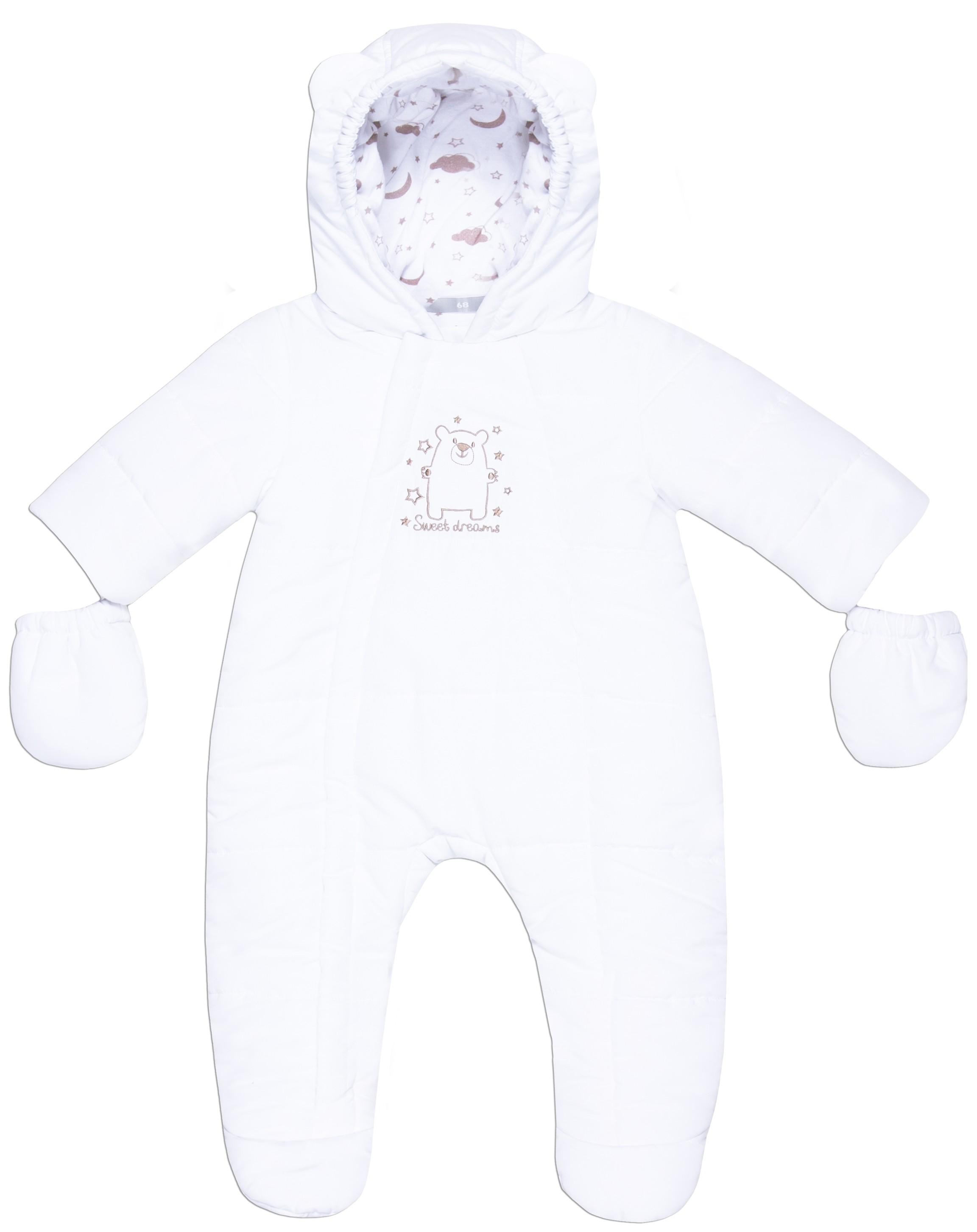 Комбинезоны Barkito Детский белый