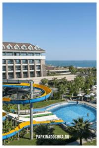 Лучшие отели Белека для отдыха с детьми