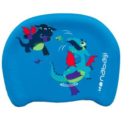 Доска NABAIJI Доска Для Плавания Детская Синяя С Принтом