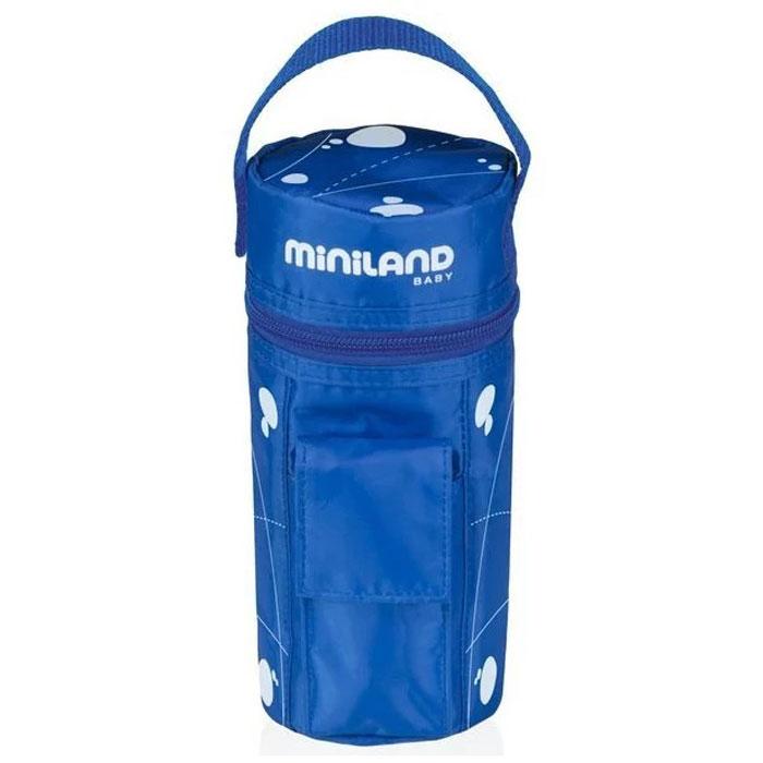 Подогреватель детских бутылочек автомобильный Miniland Warmy Travel синий 89231