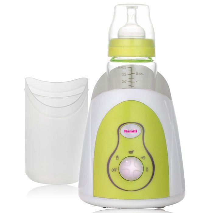 Подогреватель-стерилизатор детских бутылочек Ramili BFW150, 3 в 1 (универсальный)