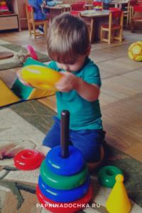 Адаптация ребёнка к детскому саду
