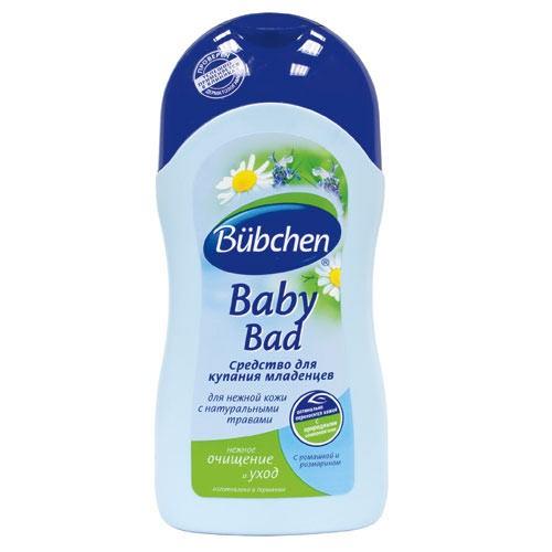 бюбхен средство для купания младенцев 200 мл
