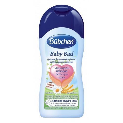 Средство для купания младенцев 400мл (Bubchen, Для купания)