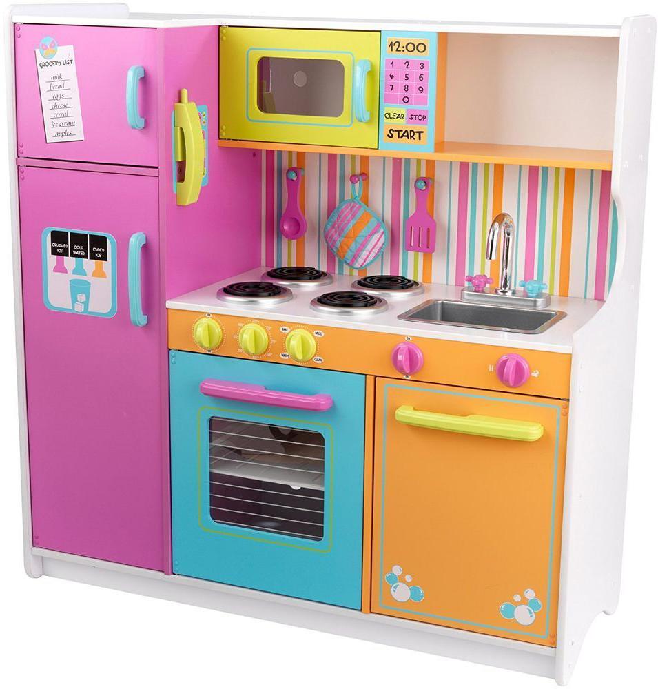 KidKraft Большая детская игровая кухня