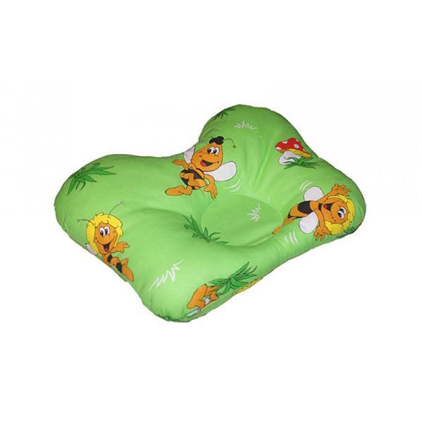 подушка ортопедическая детская до года