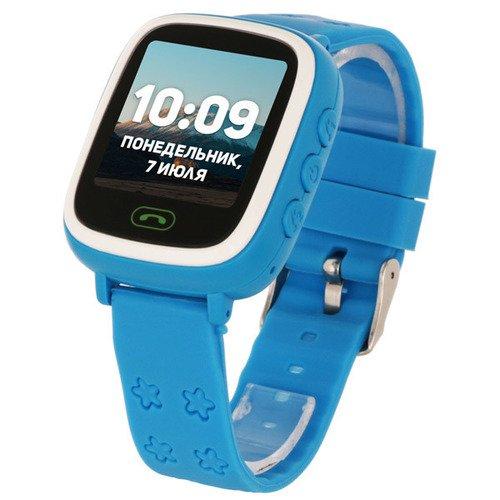 """Детские часы """"G-W05BLU"""", голубые"""