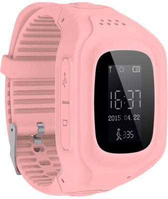 Jet Kid Next pink Умные детские часы