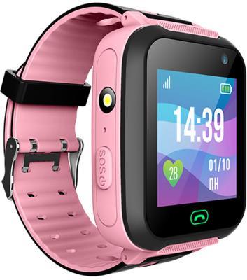 Jet Kid Swimmer pink Умные детские часы