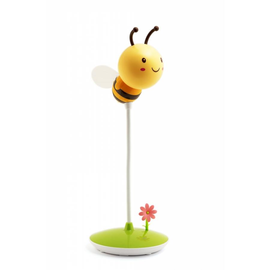 Ночник детский ЛЮЧИЯ 102 Пчёлка желтая