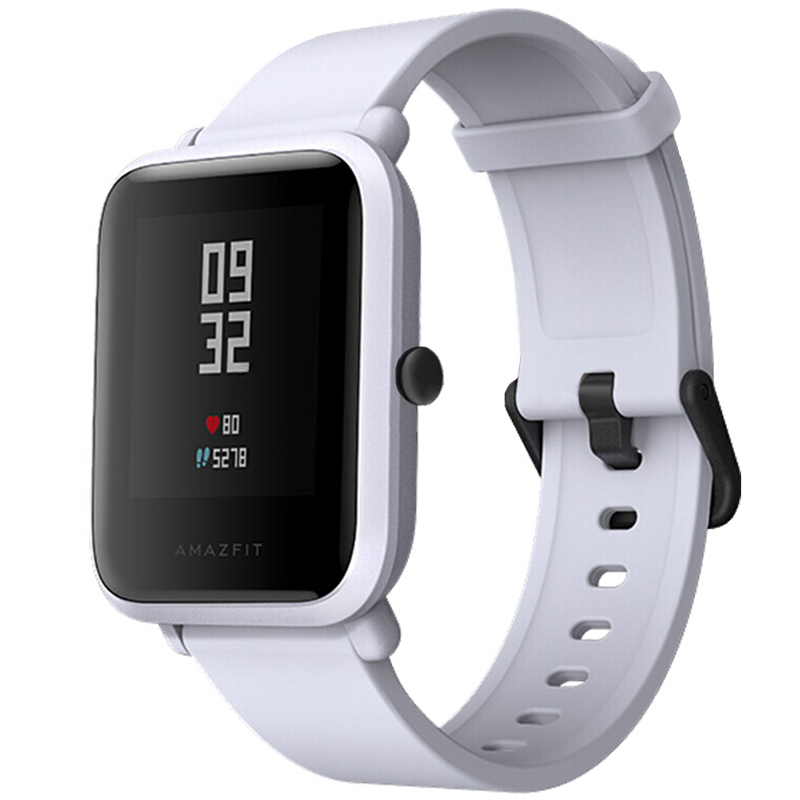 Смарт-часы Huami Amazfit Bip (светло-серый/light-gray)