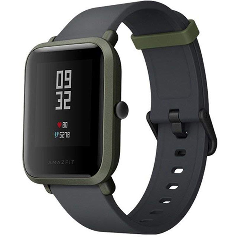 Смарт-часы Huami Amazfit Bip (зеленые/green)