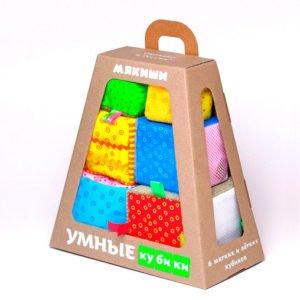 10-ка развивающих игрушек для детей до года