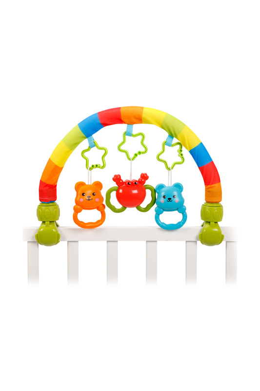 Развивающая игрушка Жирафики Развивающая игрушка