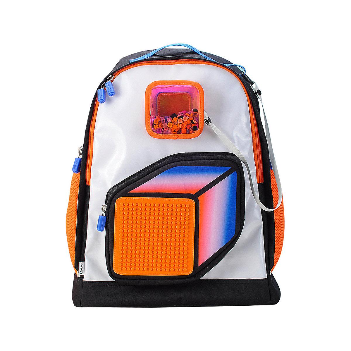 Ранец школьный Upixel Model Answer Оранжевый