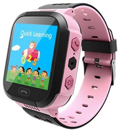 Детские умные часы Prolike PLSW300PK, розовые