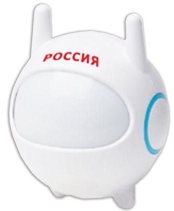 """Светильник-ночник ЭРА NN-604 """"Космонавт"""", светодиодный, с сенсором света, детский, белый, NN-604-LS-W"""