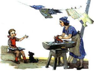 Средства для стирки детских вещей