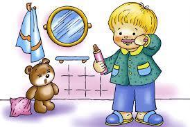 Приучаем ребенка к правильной чистке зубов